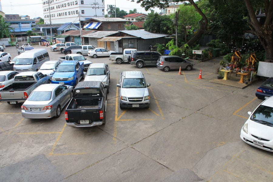 New Parking Spaces Coming