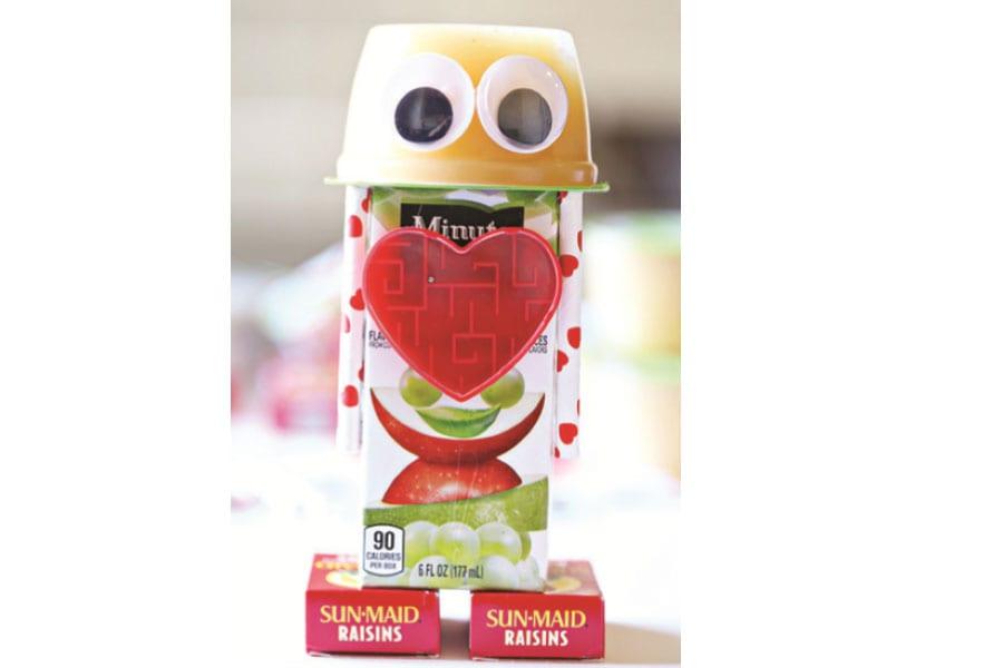 Some Valentines Kids' Snacks