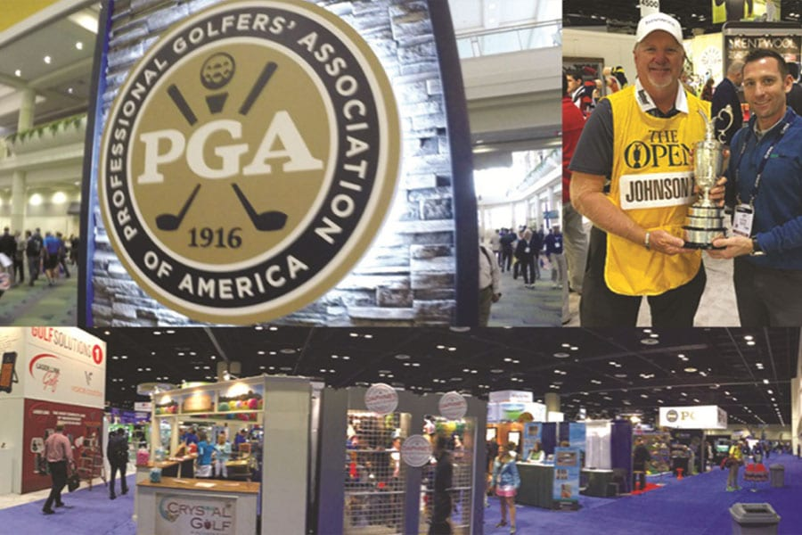 Cool Stuff at The 2017 PGA Merchandise Show