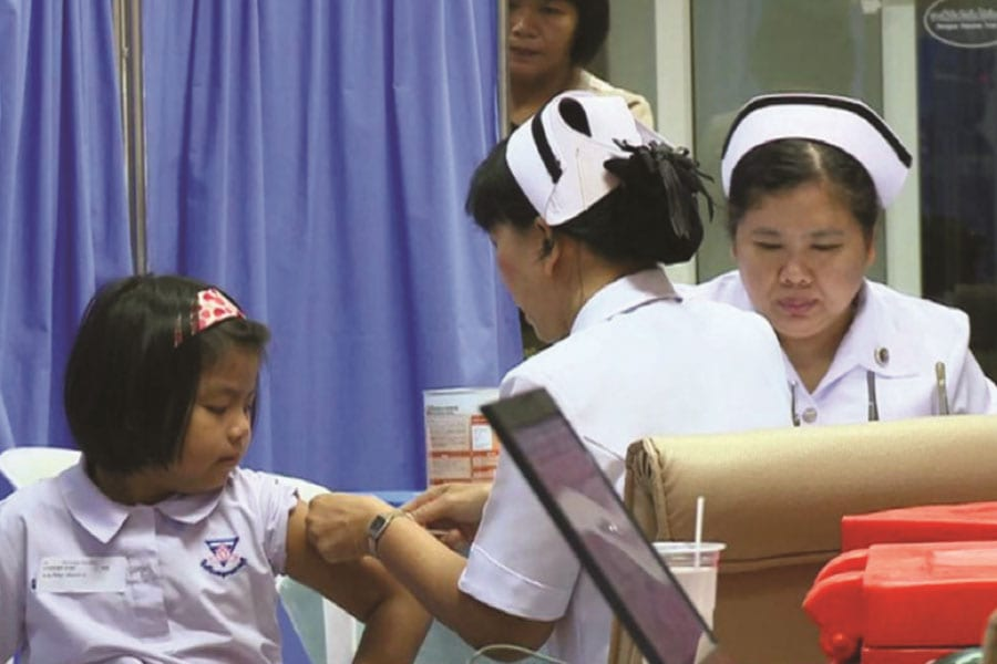 Dengue Vaccine for Travellers and Foreigners in Thailand: Should You Get it?
