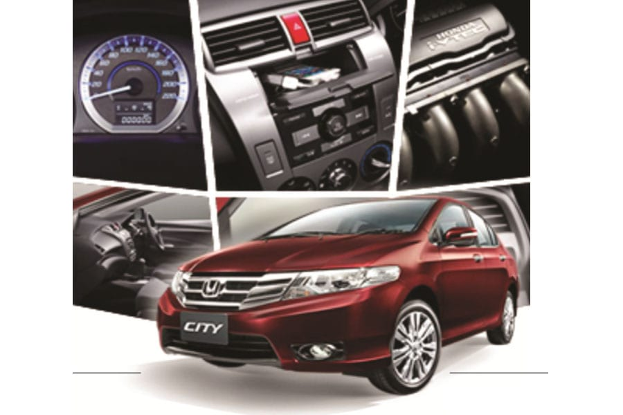 Honda Launches the New Honda City