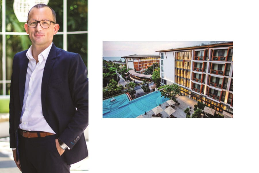 InterContinental Hua Hin Resort Appointments New GM Michael Janssen