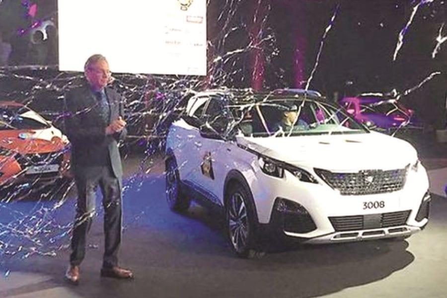 Revealed at the 2017 Geneva Motor Show: European Car of the Year