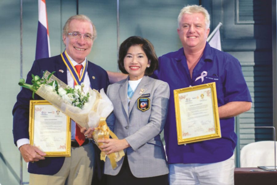 Rotary Club of Royal Hua Hin – Multi Rotary Night