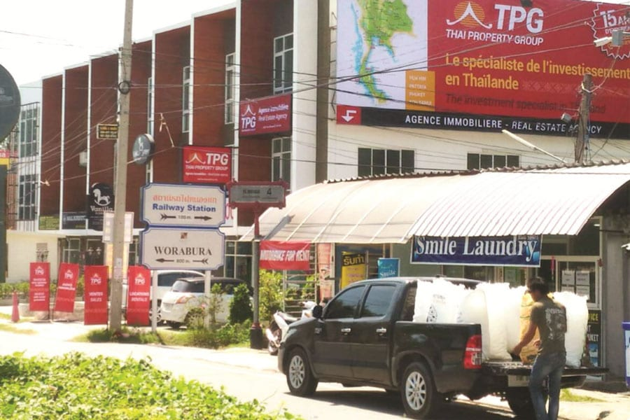 Thai Property Group (TPG)