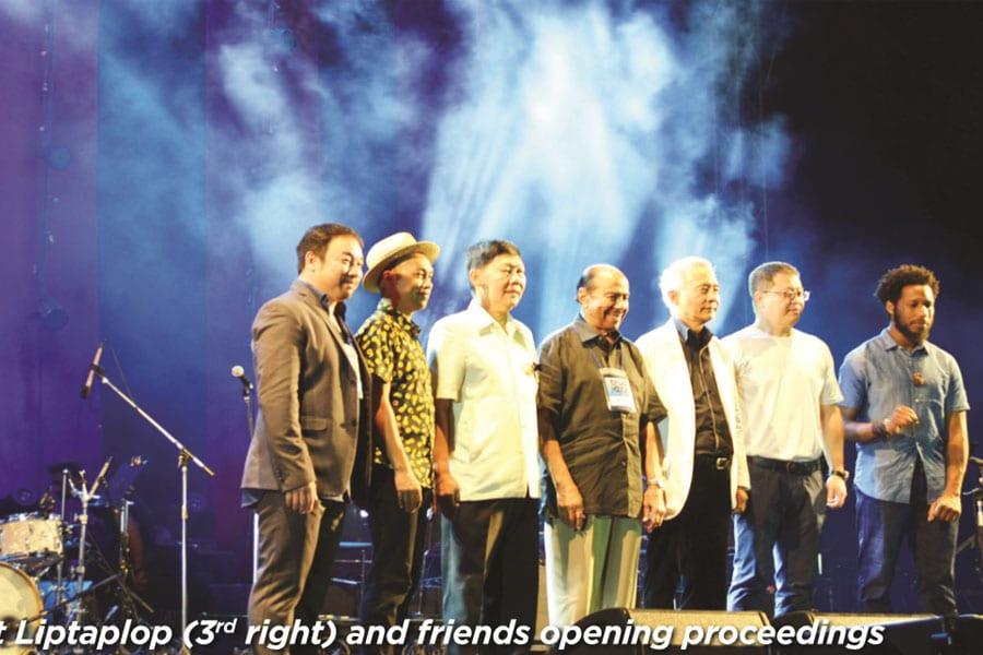 True Jazz, True Soul and True Funk at Hua Hin's True Concert of the Year