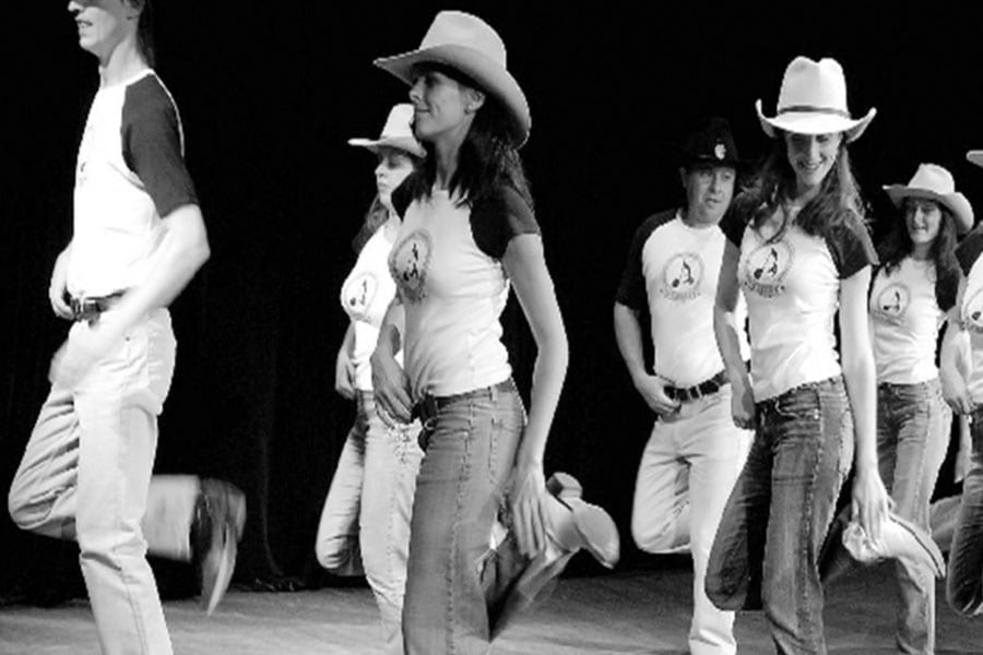 World Qualifying Line Dancing Competition in Hua Hin