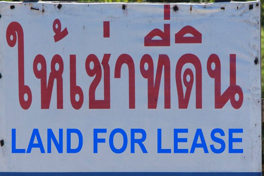 Government Floats Long-term Land Leases for Foreigners