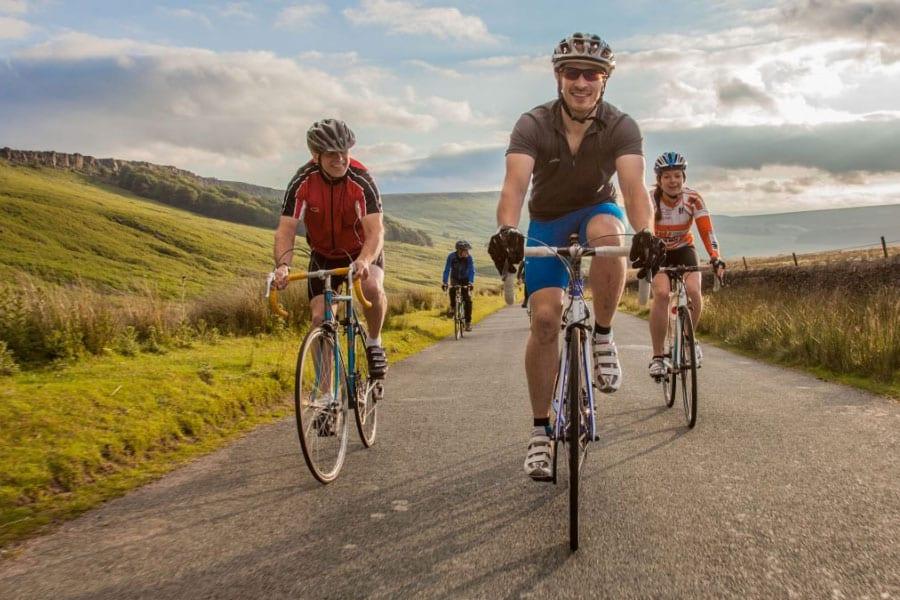 "Kasetsart University Second Charity Bike Ride ""Bike for the Sea"""