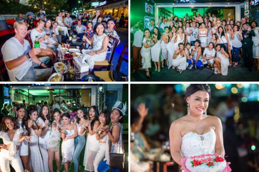 Khun Sumalee Wilaiprasert Celebrates her Birthday at Le Bar