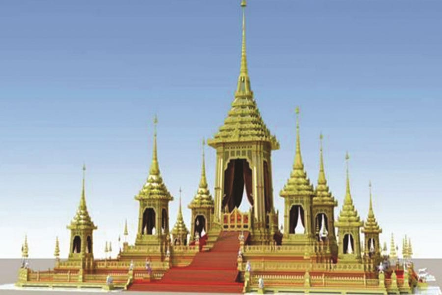 Late King's Urn to Undergo Redesign