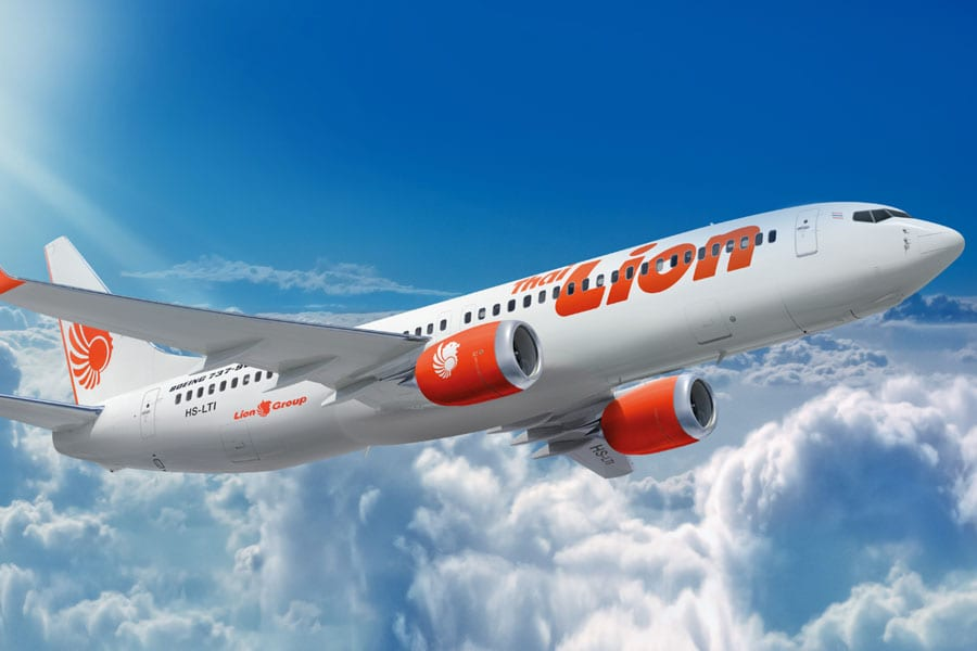 Thai Lion to Add More New Routes