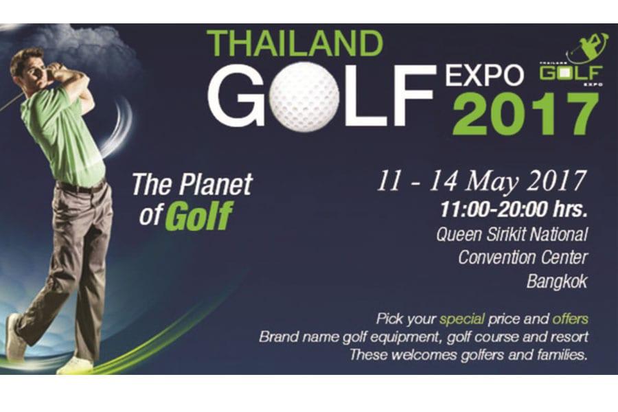 Thailand Golf Expo 2017
