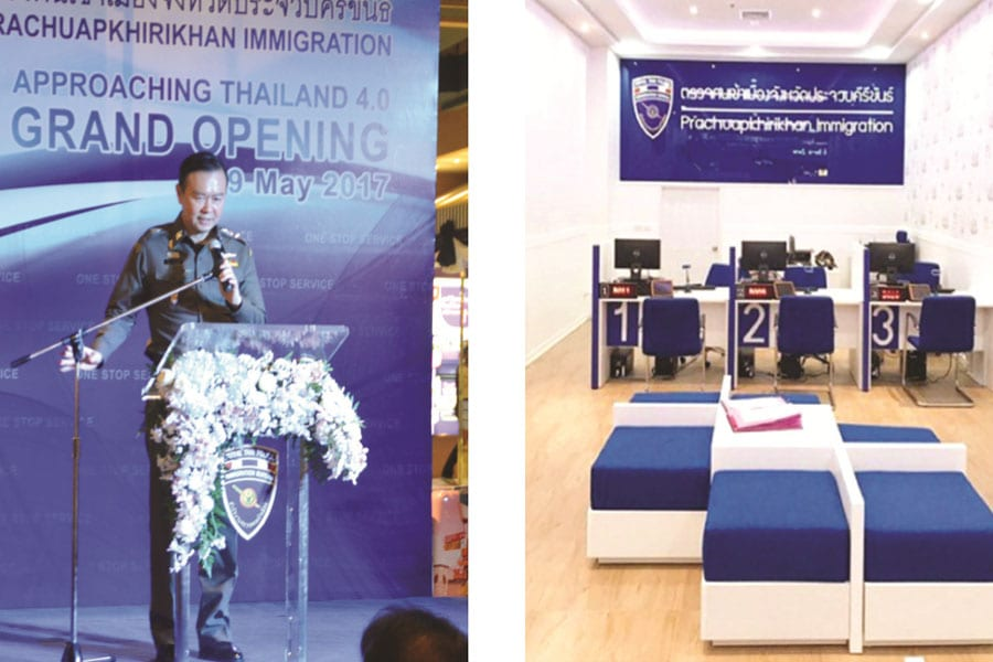 Immigration Hua Hin The New Blúport Office is Open