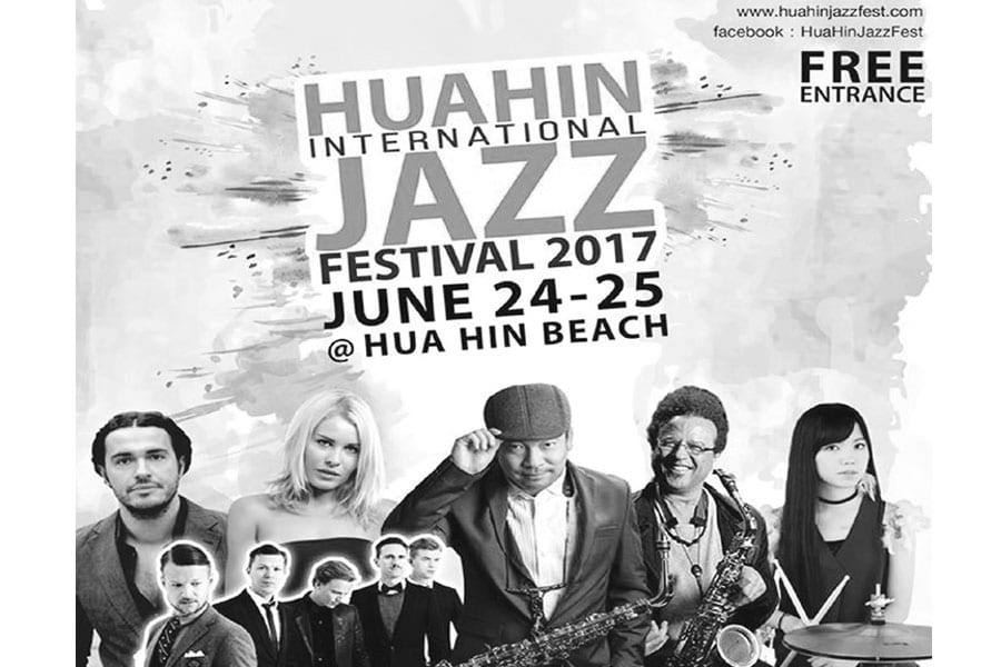 Hua Hin International Jazz Festival Rides the Waves Again