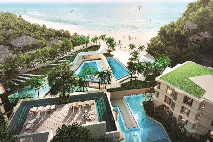 Veranda to Build Condo Complex at Khao Takiab