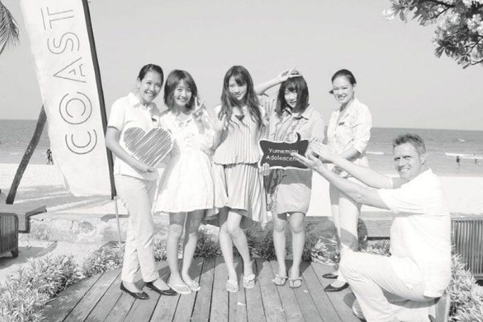 "The ""Yumemiru Adolescence"" Spotting at Centara Grand Beach Resort &Villas Hua Hin"