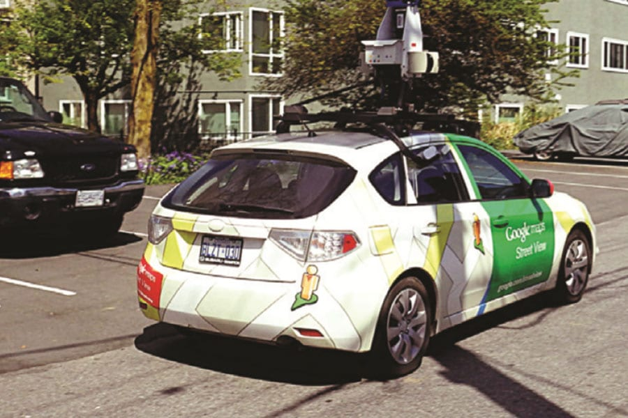 Now in its 10th year, Google Street View