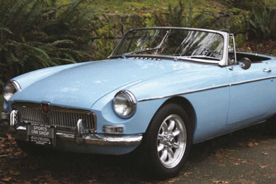 50 Years from the MGB