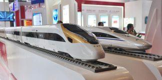 Rail Projects Progress