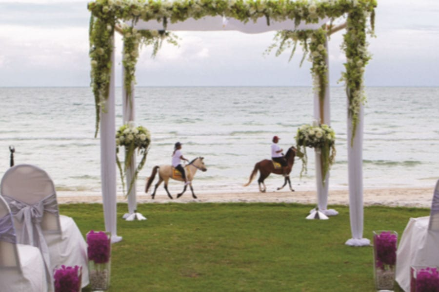 Showcasing Hua Hin Weddings at the Centara