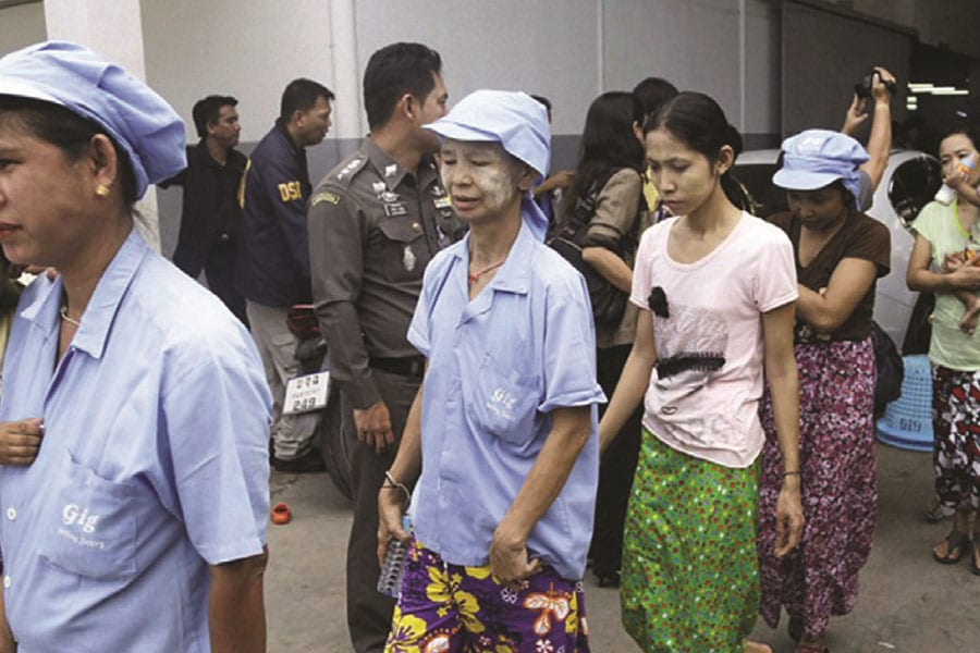 Thai Laws to Manage Foreign Workers in the Spotlight
