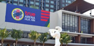 There's a real 'sports vibe' around Hua Hin