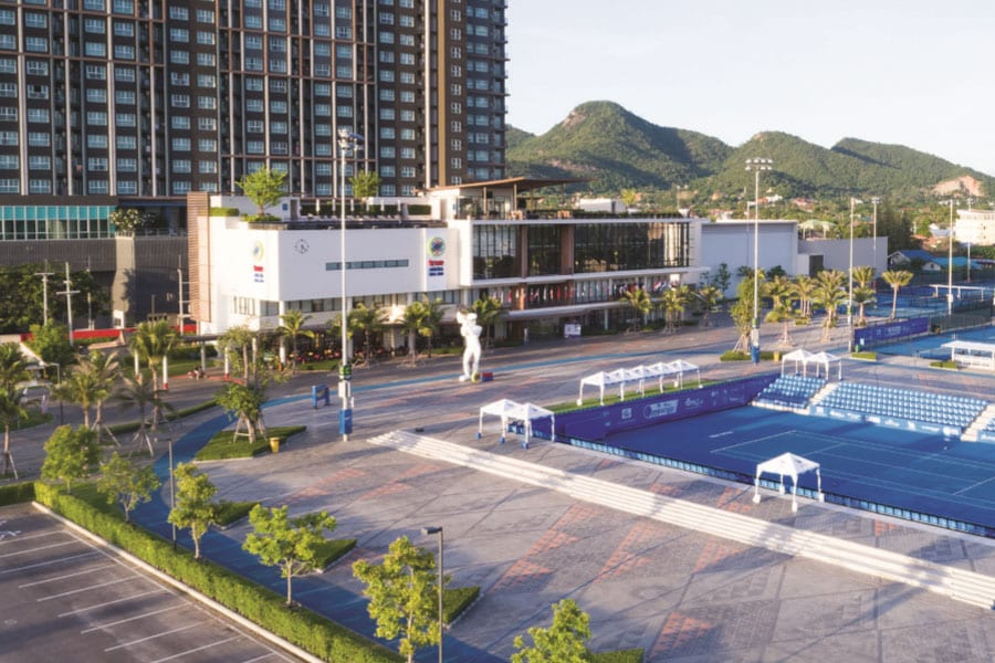 True Arena Hua Hin offers incredible world-class facilities