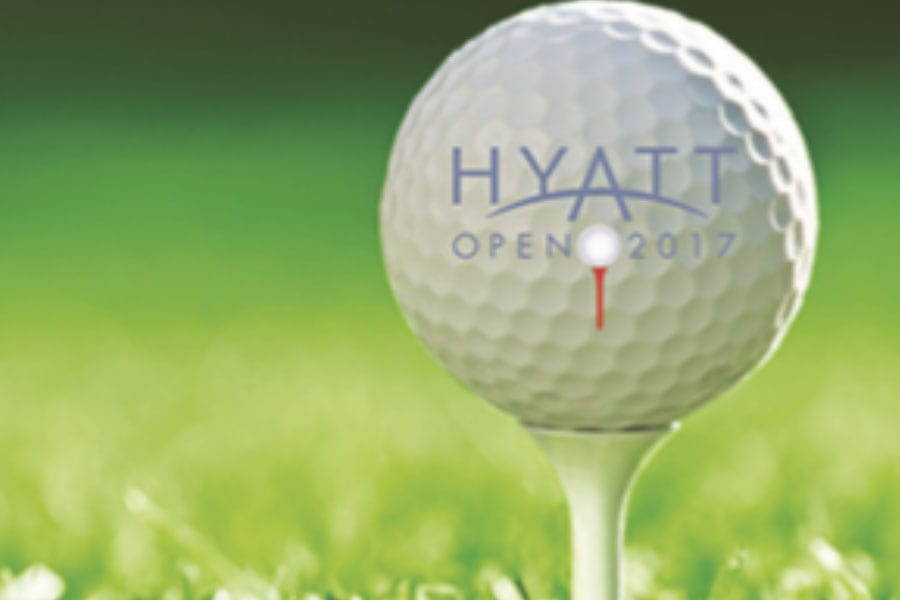 Hyatt Open Golf Tournament 2017