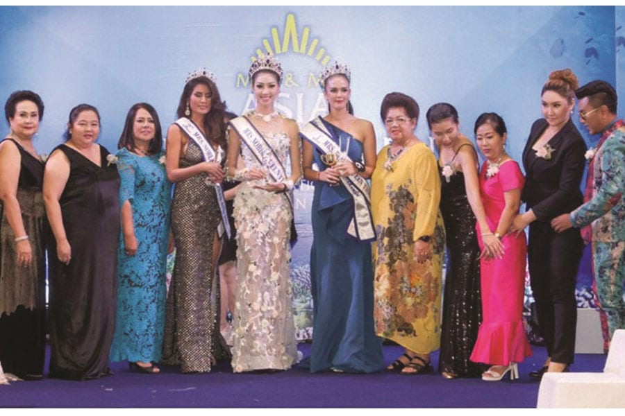 Mrs Noble Queen Thailand 2017Mrs Noble Queen Thailand 2017