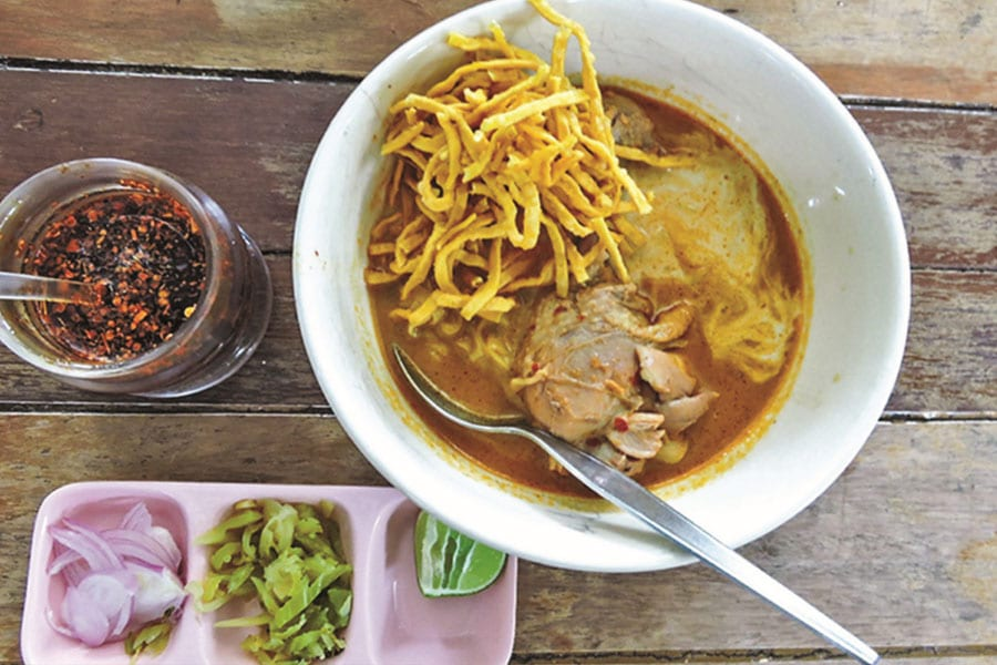 Northern Thailand A Foodies Guide