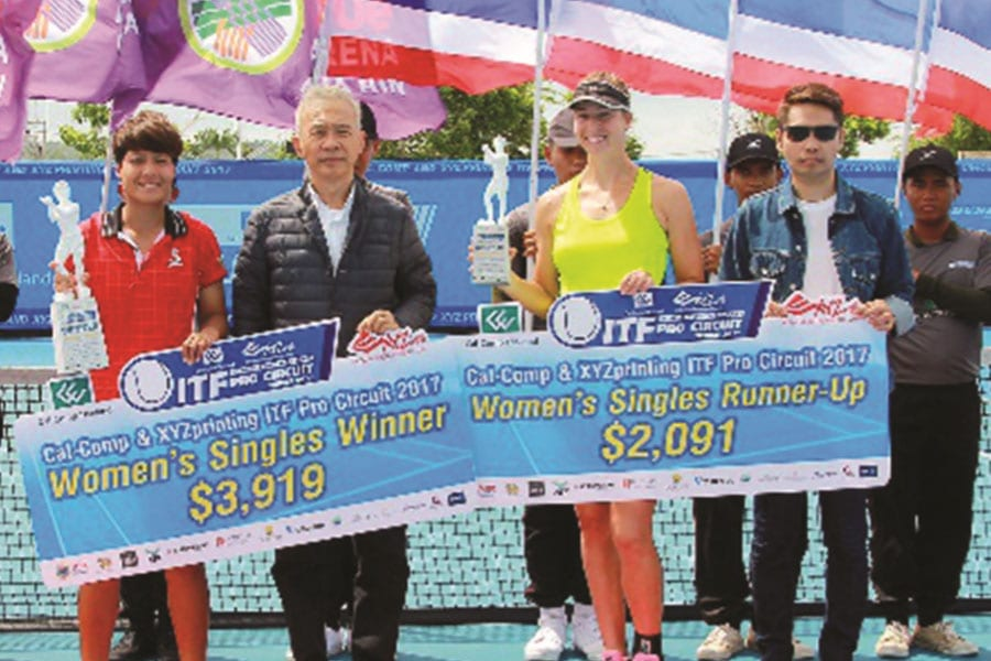 The Upcoming Tennis Competition at True Arena Hua Hin