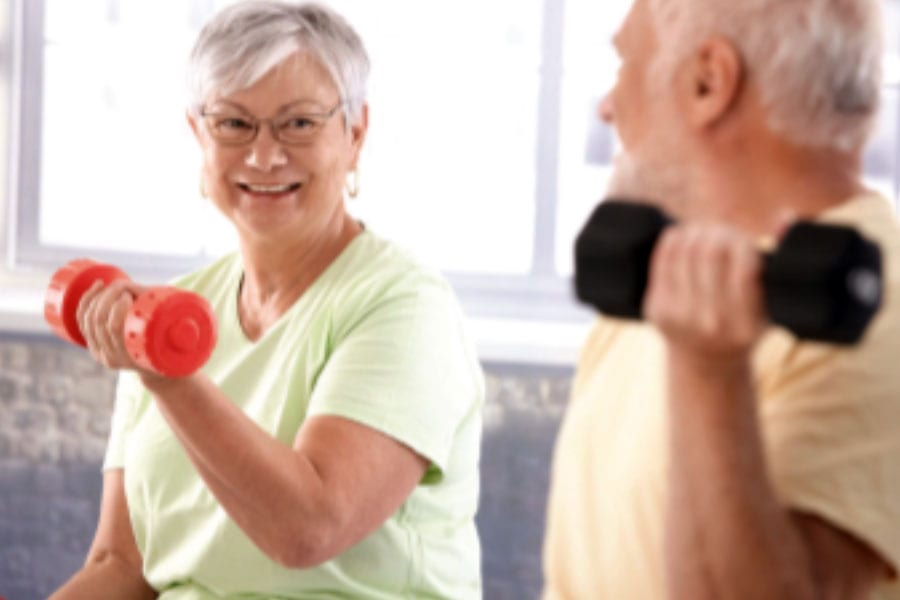 Exercise for the Over 60's