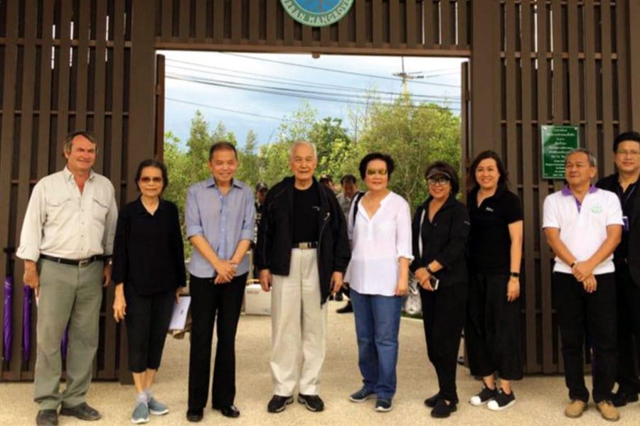 'Krailart Niwate' – Preserving Hua Hin's Urban Mangroves