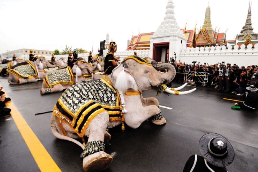 Thailand Awaits the Royal Cremation