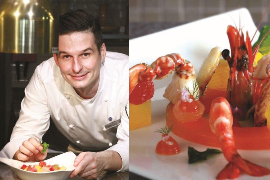 Chef Jakub Mares