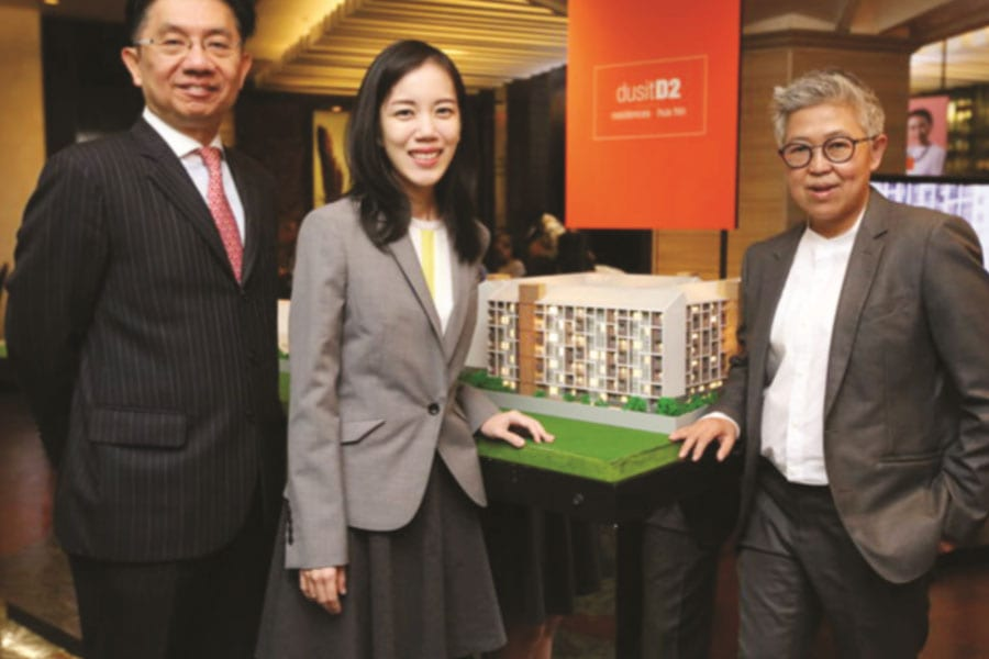 Dusit International to Manage New Hotel in Hua Hin