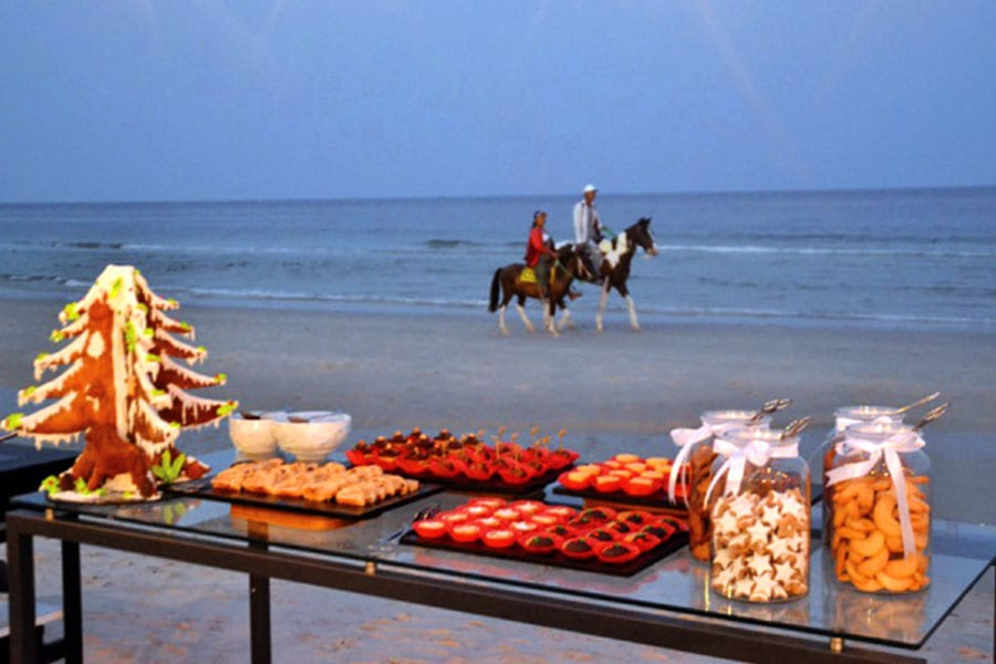 Festive Family Feasts & Seasonal Specials at Hua Hin Marriott Resort & Spa
