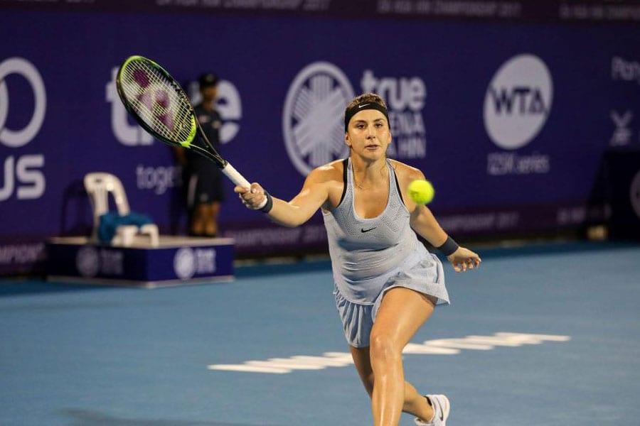 Halep Amongst Top Tennis Players Coming To Hua Hin