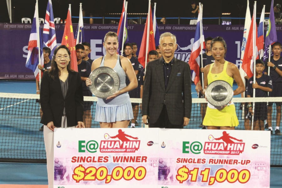 Hua Hin's Marches Towards Becoming one of Thailand's Sporting Hubs