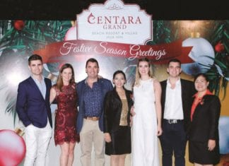 90+ Years of Seasons Greetings from Centara Grand Hua Hin