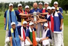 Bjorn Guides Europe to Victory at Eurasia Cup