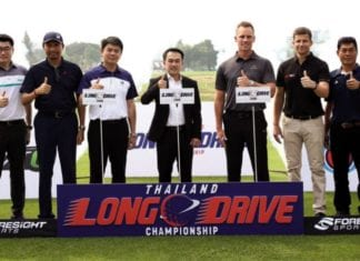 Black Mountain to Host Thailand Long Drive Championship Finals