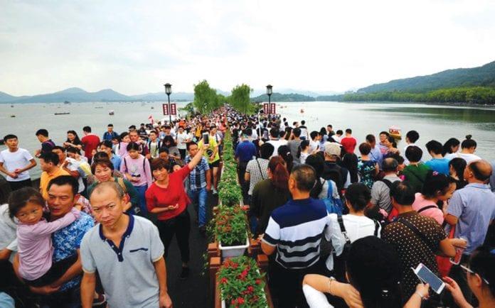 Chinese Tourists