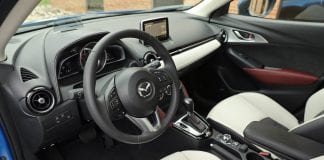 Interior Styling and Design Adds to New Vehicle 'APEAL'
