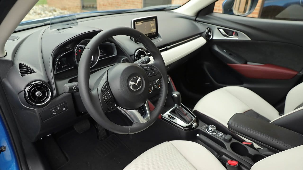 Interior styling and design adds to new vehicle apeal - 2004 mazda 3 interior accessories ...