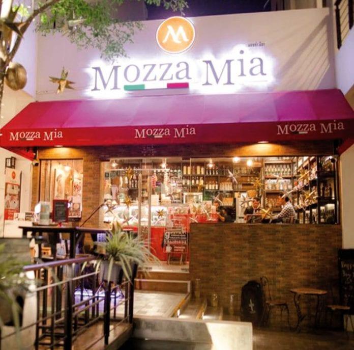 'Eccezionale Cucina Italiana' @ Mozza Mia