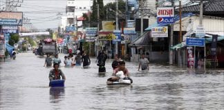 Flooding Predicted in 2018 as La Niña Heads for Thailand