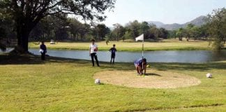 FootGolf; Playing Football When You Really WantTo Play Golf