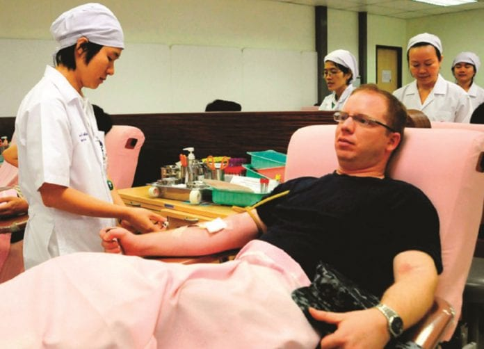 Hospitals Nationwide in Need of Blood